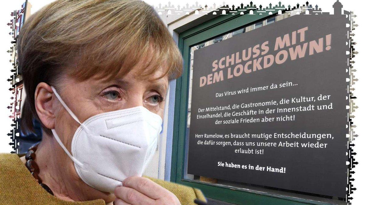 Lockdown bis Ostern oder offene Baumärkte: Vor dem Corona-Gipfel streiten sich Bund und Länder noch über viele Punkte...😷😷😷    #lockdown | #hamburg | #giffey | #lockdown2021 | #Lockerung | #24hamburg