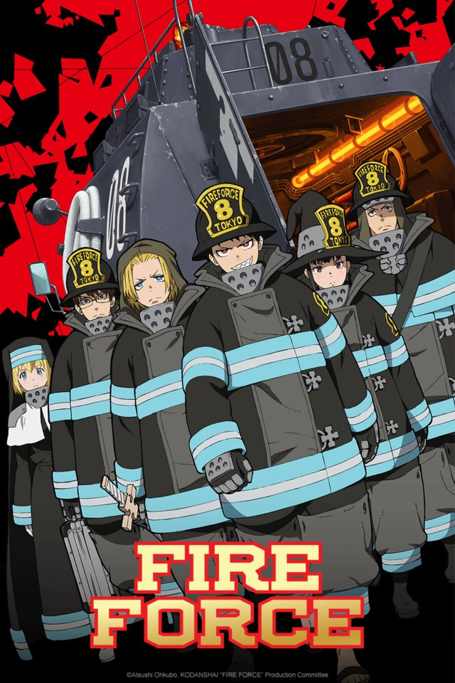 Which anime adaptation is better to watch? #FireForce #souleater #anime  Fire Force or Soul Eater