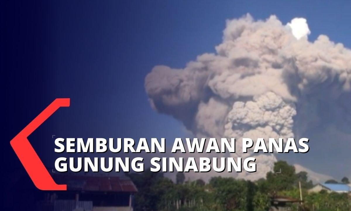 Replying to @KompasTV: Jarak Luncur Awan Panas Gunung Api Sinabung Hingga 5 Kilometer!