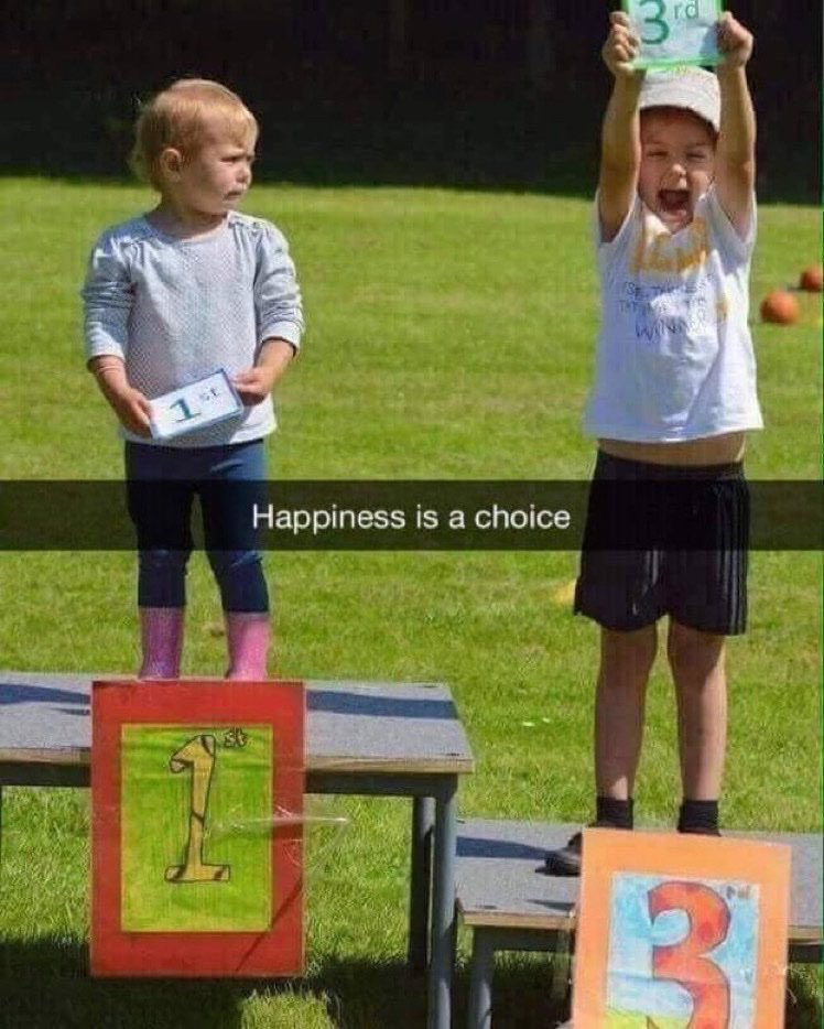 #tuesdaymotivations - Happiness is a choice - results just don't matter !