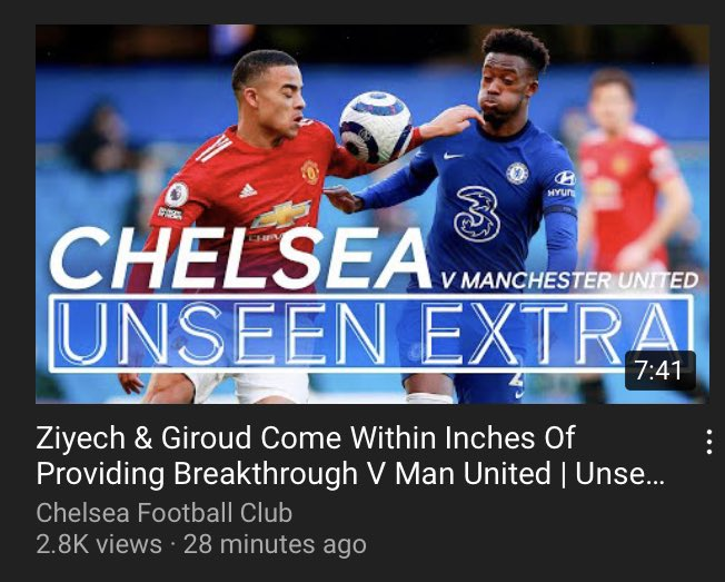 "RT @CFCDaily: Sunday: ""That Chelsea website being a bit cheeky""  Tuesday: https://t.co/Z1K8U5gcl6"