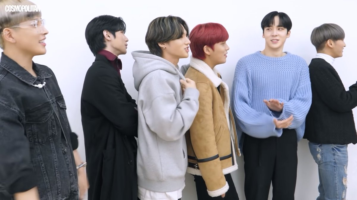 K-Pop Group ATEEZ Takes On Our TikTok Challenge Challenge! | Cosmopolitan    #newmusic #music #popmusic #musicnews #musicpromotion #kpop