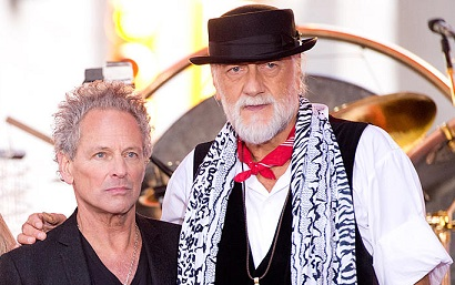 Mick Fleetwood said he plans to make music with Lindsey Buckingham again, but it may not happen under the #FleetwoodMac name. Fleetwood previously credited the  death of Peter Green as the catalyst that brought an end to a bitter estrangement between him & Buckingham. #Music