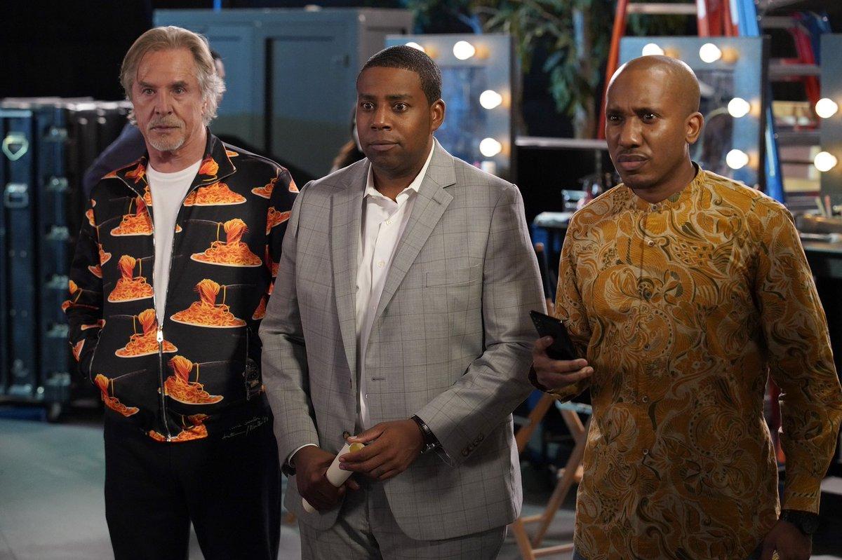 Replying to @kenanthompson: The Three Amigos!!!! #Kenan Tonight at 8:30 on @nbc!!!!