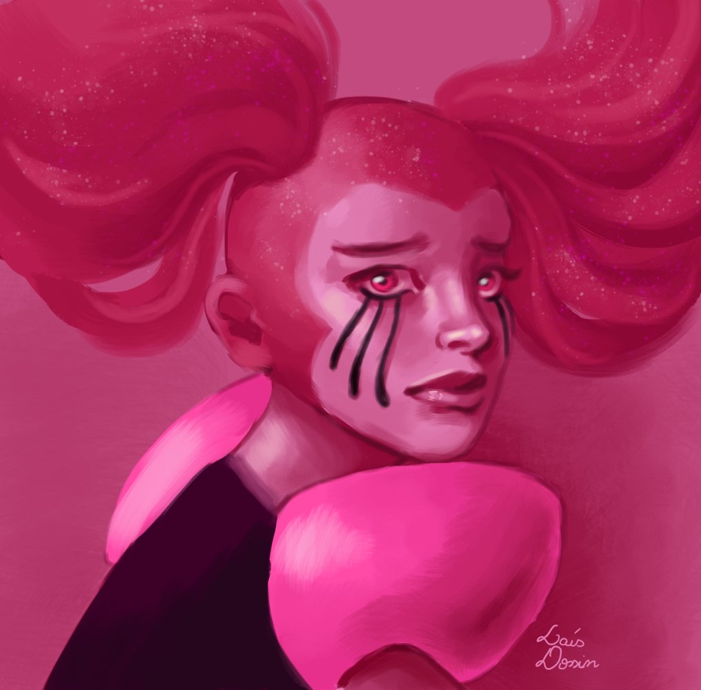 Old but... pink?  #interpvscanon  spinel