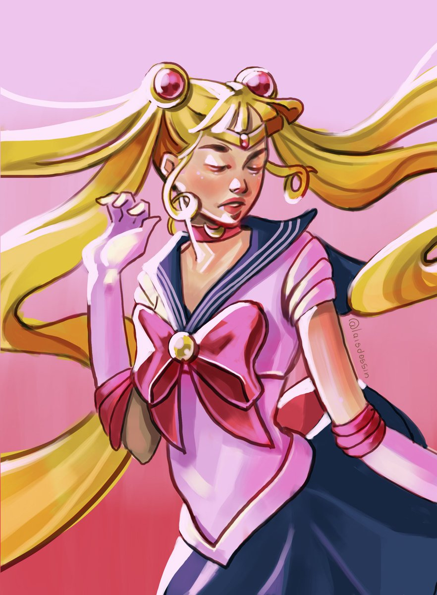 not gonna stop  #interpvscanon   sailor moon