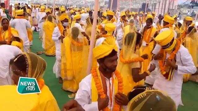 अनोखे सामूहिक विवाह समारोह से लेकर एक हज़ार रूपए वाली चाय तक... देखिए खबरें, जो हैं ज़रा हटकर! #Wedding #Jharkhand #Khunti #Tea #Kolkata #WestBengal #LiolaemusTacnae | @newstakofficial