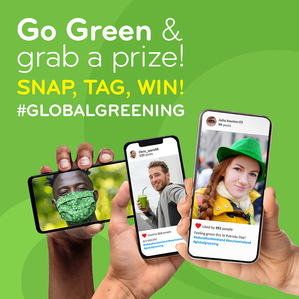 Every year, hundreds of landmarks and buildings from Sydney to San Francisco Go Green to celebrate Ireland's National Day - St. Patrick's Day Ireland's National Day on March 17th. This year, we're inviting you to join in the fun. https://t.co/jK3FfBorlo #GlobalGreening https://t.co/KTbvkozF6m