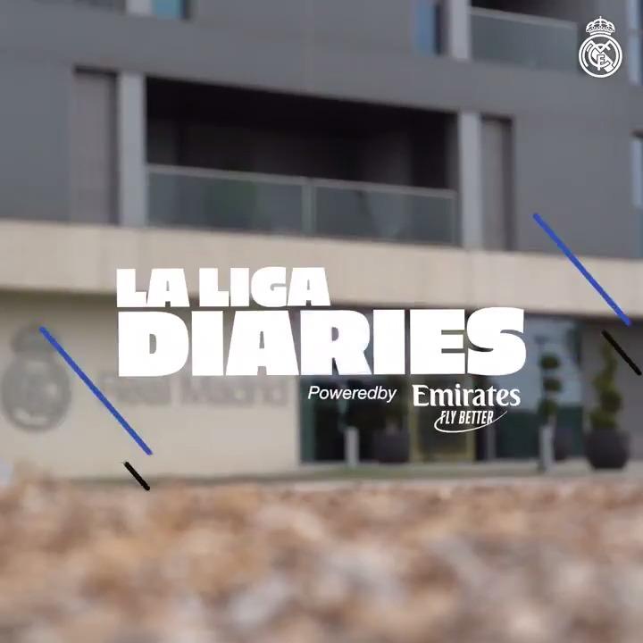 📺 LaLiga Diaries | @realmadriden 1-1 @RealSociedadEN ➕An important point and a landmark night for @ViniJr and @ToniKroos! FULL VIDEO ⤵️  @emirates | #HalaMadrid