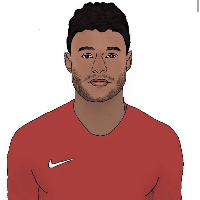 #artwork of @Alex_OxChambo   #Liverpool #LiverpoolFC #football #ChampionsLeague #art #artwork #artist #digitalart #digitaldrawing #Procreate #procreateart #sketch #draw #drawing #draws