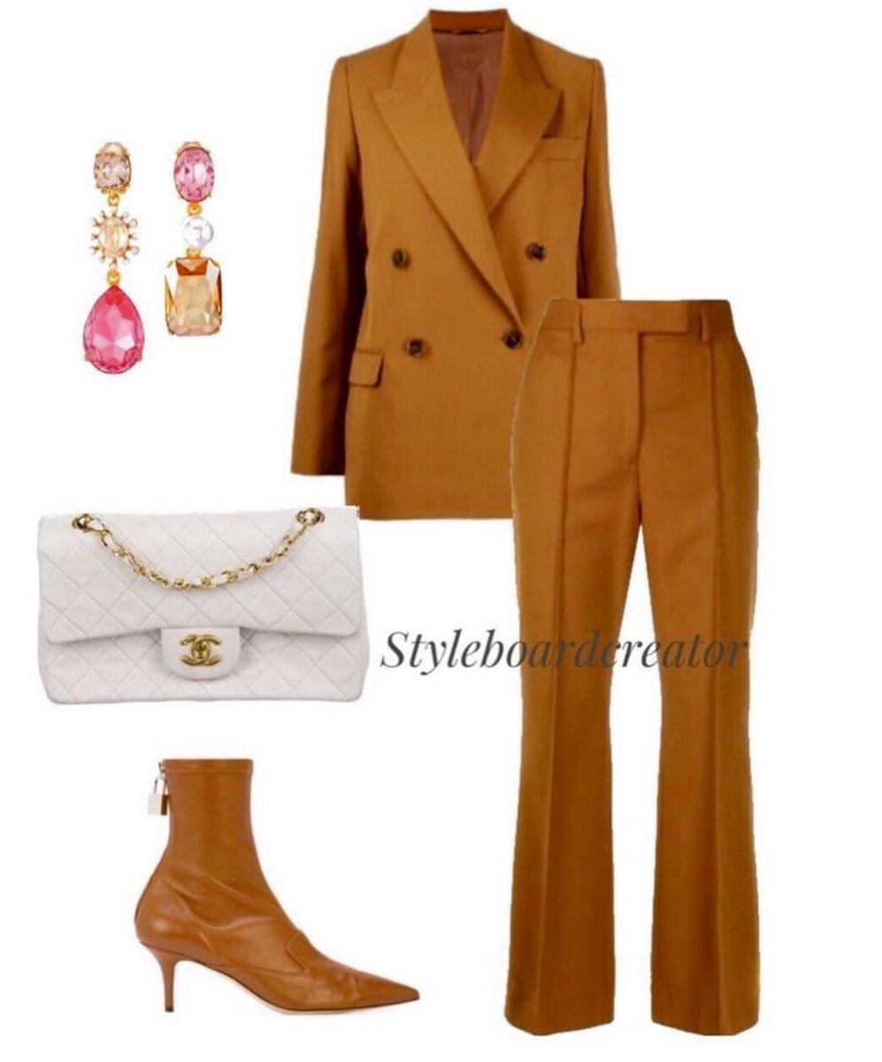Pantsuits styling; my absolute favorite kind of fashion #Style .