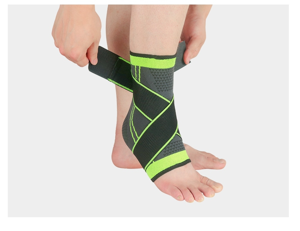 3D Pressurized Ankle Support  $ 7.86   #ursportchoice #running #bodybuilding #follow #lifestyle #gymtime