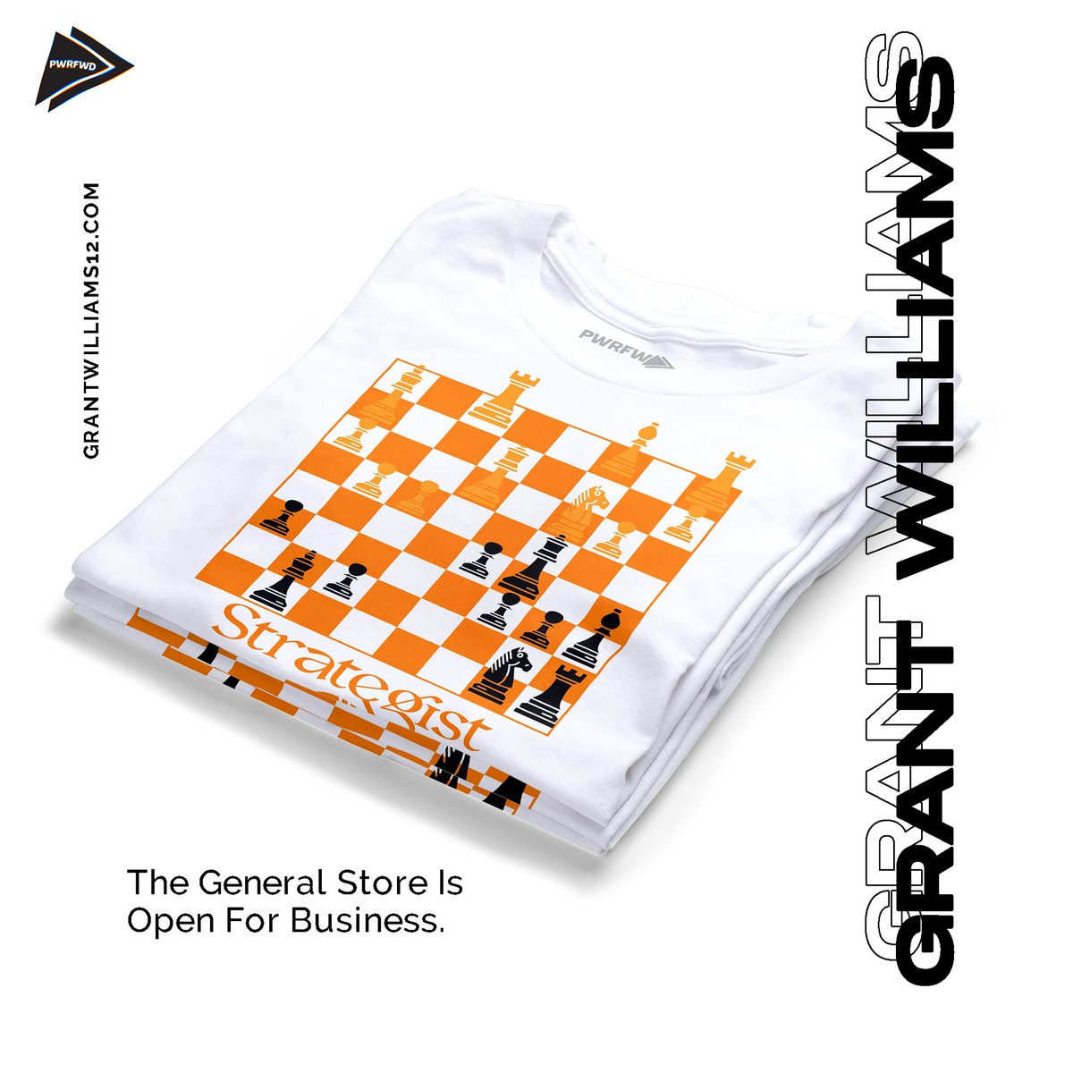 The General Store is open for business‼️ Go check out formerly nationally ranked chess star @Grant2Will's new shop:  #GrantWilliams #TheGeneral #Celtics