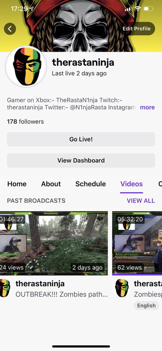 If you don't already please head on over and check out my channel I'll be going live within the hour so be sure to come and check it out! 😎🤟🏼🇯🇲💨🔥  If you like borat you'll be highly entertained 👀🤭🤣 #follow #share #retweet #twitchstreamer #twitchstreaming #goinglive #letsgo