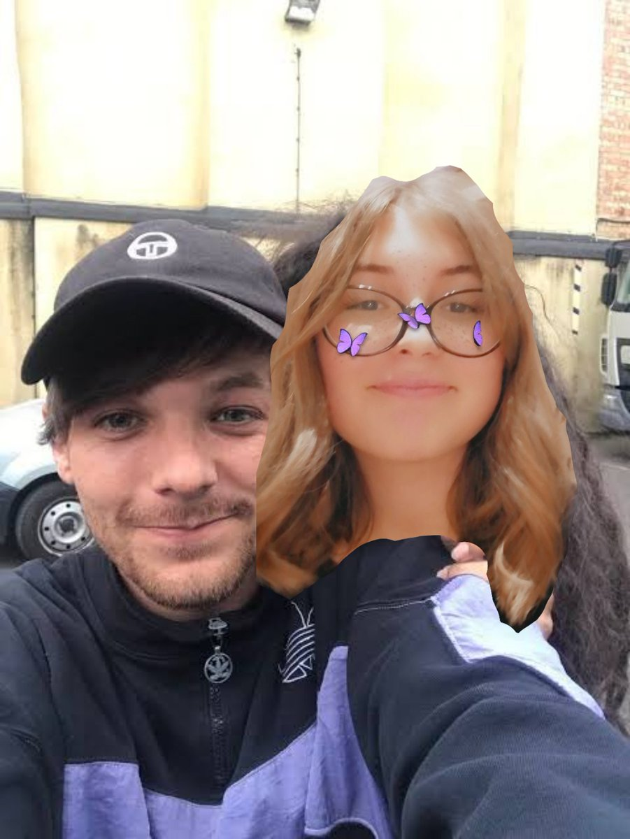 #tbt to the day i met louis 😫😫‼️‼️