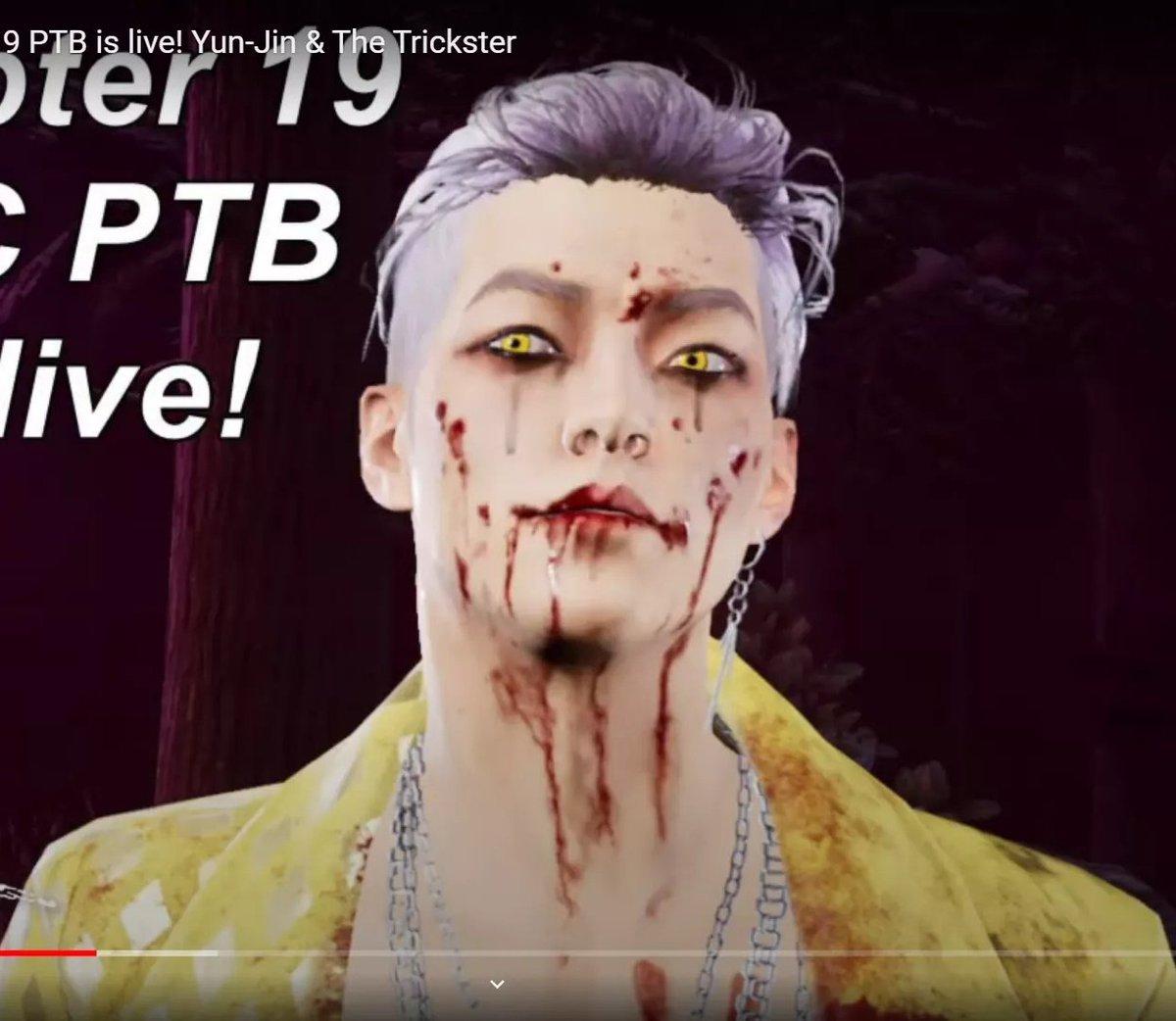 เฮ้ย Killer ตัวใหม่ใน dead by day light เหมือนฮงจุงAteezเลยอ่ะ ทรงผม ตา ปาก จมูก เป๊ะมาก!!! @ATEEZofficial #ATEEZ #FEVER_Part2 #FireForce #YtBringAteezViewsBack #DeadbyDaylgiht