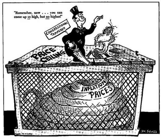 """T.?ain P? ?P on Twitter: """"Dr. Seuss cartooned critically about currency  creation & inflation, coincidence that #CancelCulture has came for him?…  https://t.co/JZs50aQvjL"""""""