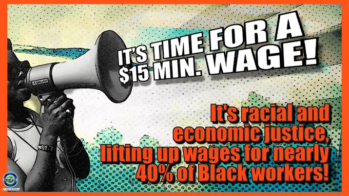 It is a tale as old as the mountains. A minimum wage or minimum wage increase results in massive unemployment  Richard D. Wolff @profwolff  USA: A Minimum Wage? A Fake Debate    #MinimumWage #economics #unemployment #Employment #Biden #USA