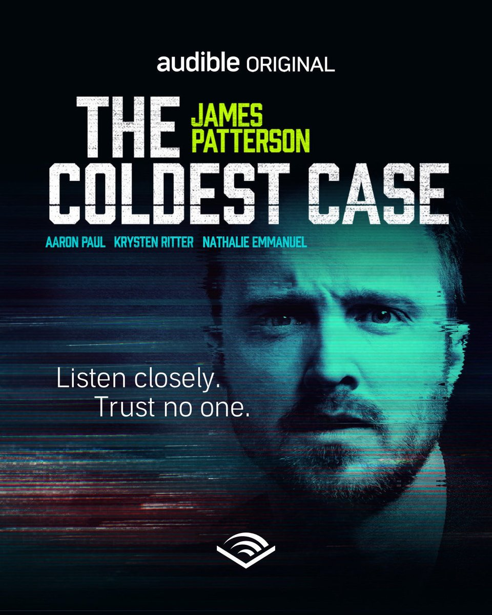 """(Audio) Book Review: """"The Coldest Case"""" by James Patterson"""