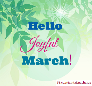 Happy Joyful #Blessed Month of March  May you & your families be blessed with great health, discipline, focus, wisdom, more love, inner healing, peace, unity & desire to stay in faith.   #blessings #March1st #happymarch #women #success #tuesdayvibe #herdecision #choosetochallenge