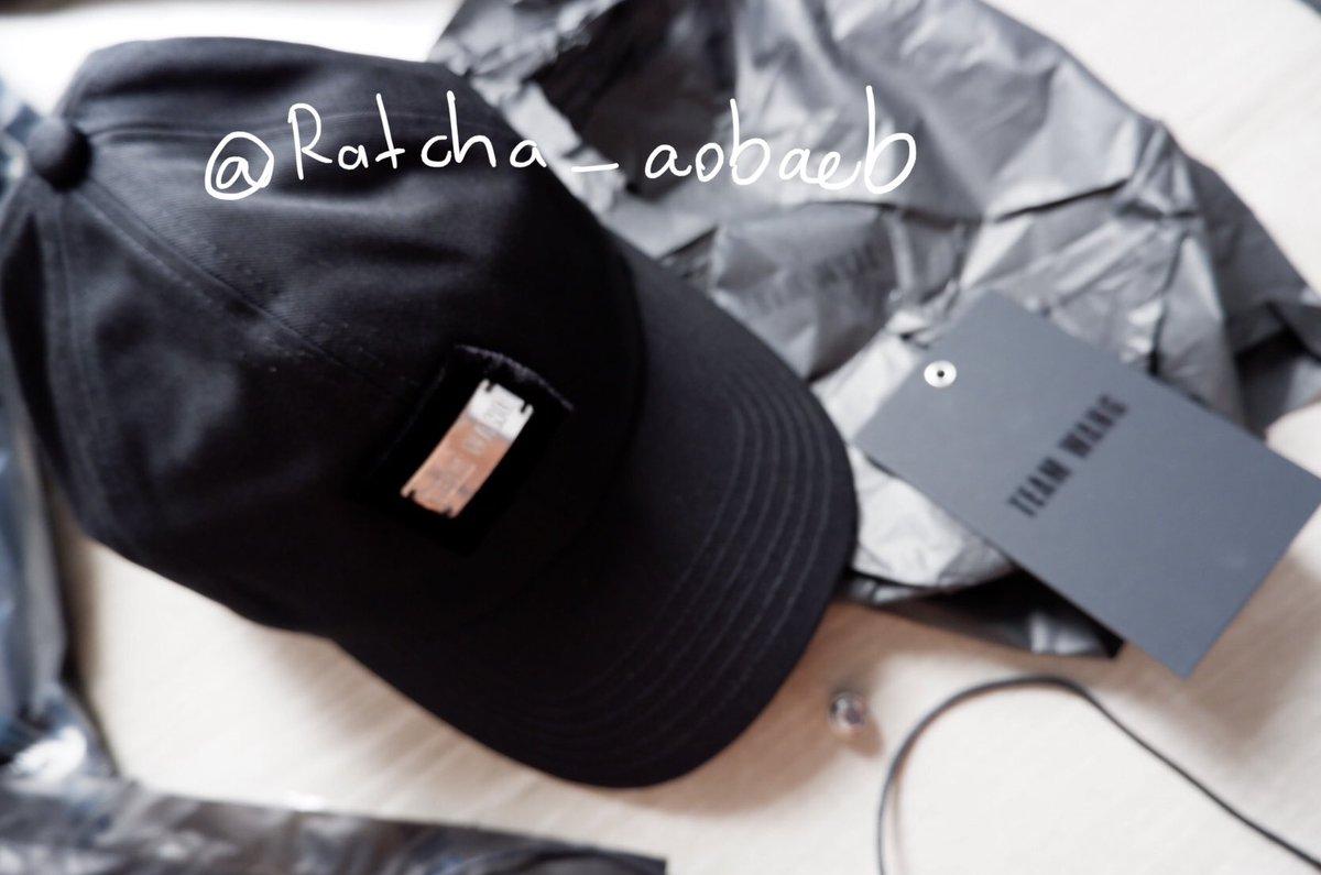 หมวกกับเสื้อ #TEAMWANGthevelvet พร้อมส่งค่ะ 👉🏻ของแท้เช็คบาร์โค้ดได้