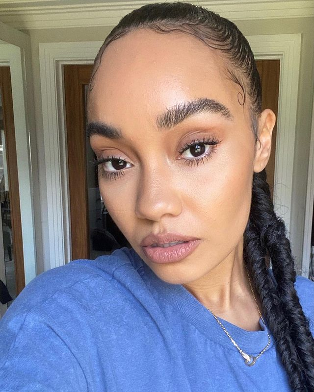 I was generally stable today until I saw these INCREDIBLY FLAWLESS selfies of @LittleMix's Leigh-Anne Pinnock.