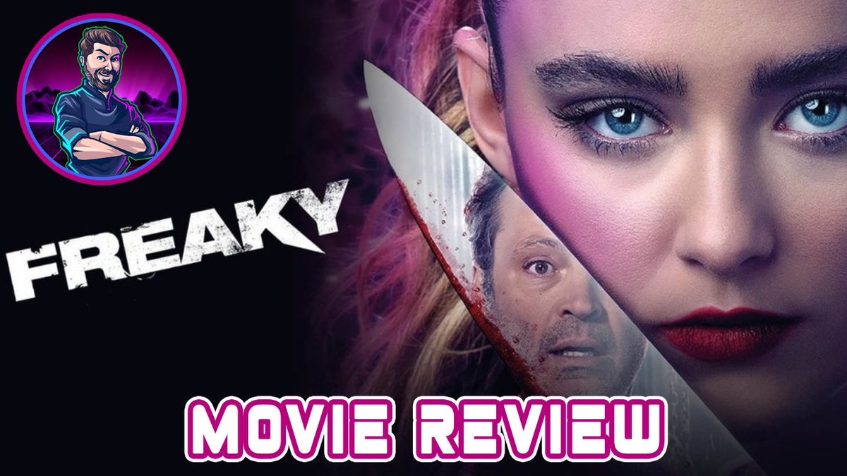 FREAKY | Movie Review [SPOILERS AT THE END]    #superjersh #freaky #freakymovie #vincevaughn #kathrynnewton #horror #horrormovies #comedy #horrorcomedy #moviereview #jershreviews