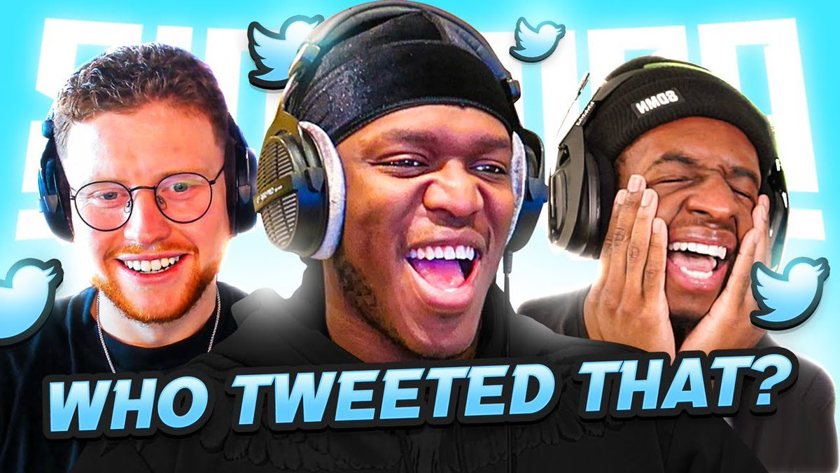 The most embarrassing Sidemen tweets of all time... youtu.be/b7t3aYSSLgE