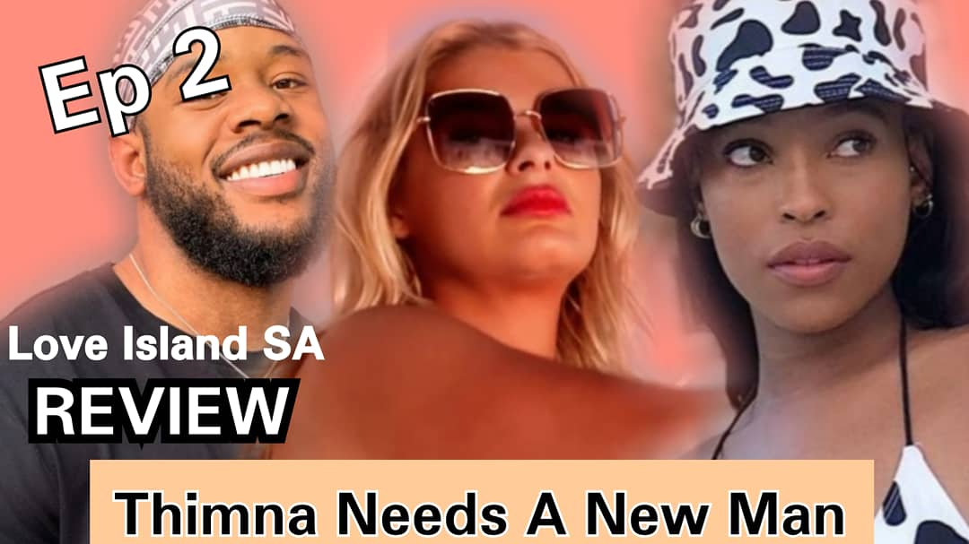My REVIEW & RECAP Of love Island South Africa Episode 2  CLICK link below 👇 to watch   Don't forget to subscribe #loveislandusa #LoveIslandSA #LoveIsland| Love island SA