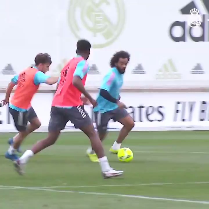 🔥 We've started our preparations for the derby! 🔜 @Atletienglish #RMCity