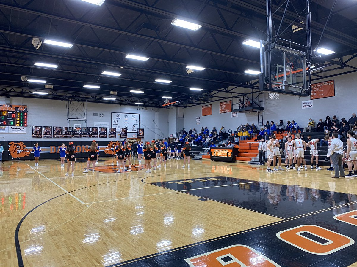 Getting ready to go here on Mill Street, as #2 Dalton (18-4) is set to host #5 Independence (14-8) in a D-4 district semifinal matchup.  Updates and highlights coming your way shortly!