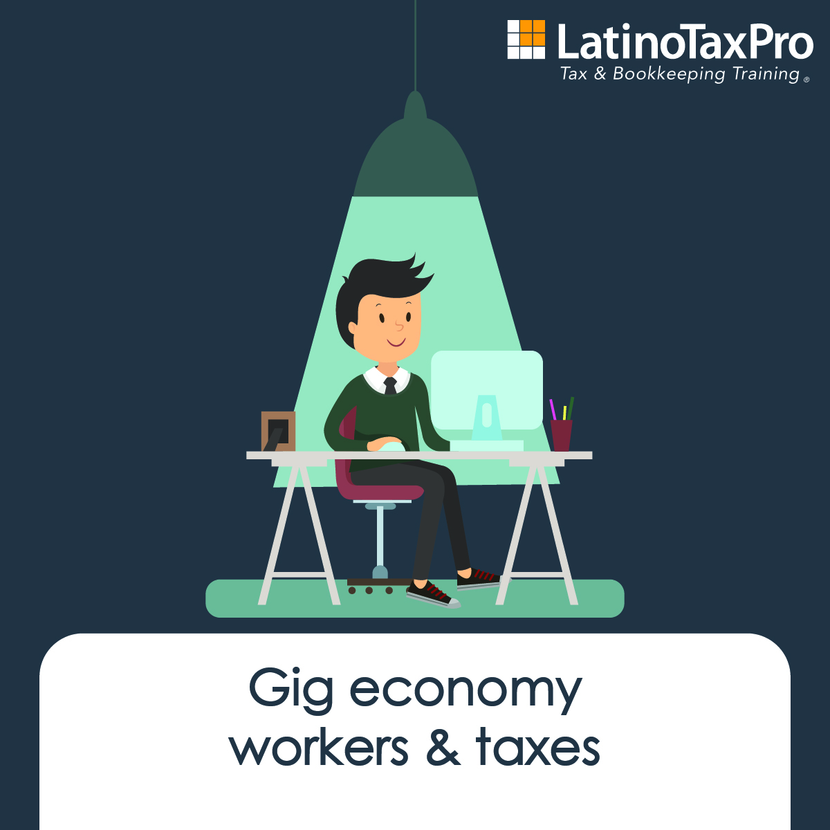 The gig economy refers to freelance and temporary work. If you earned income in the gig economy, it must be reported on your tax return 🚗 . . . . #taxes #tax #accounting #business  #taxpro #taxrefund #irs #taxtips #refund #taxprep #taxhelp #latinotaxpro #impuestos