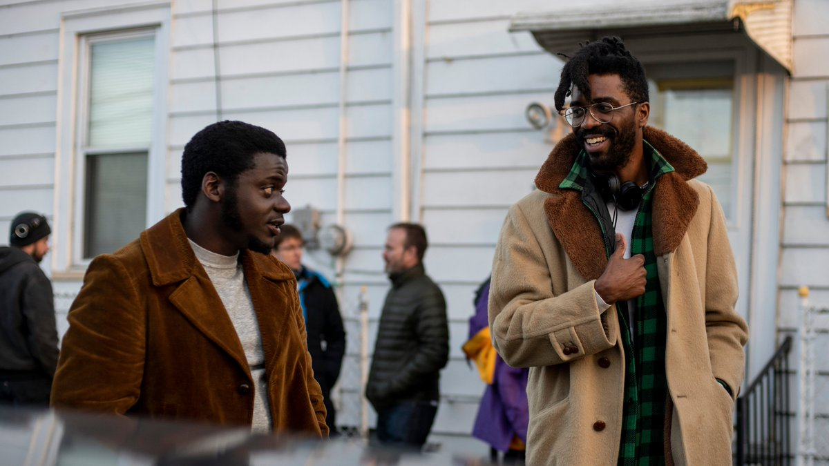 Daniel Kaluuya took home his first #GoldenGlobes for his portrayal of Fred Hampton in the new film, #JudasAndTheBlackMessiah. Wednesday on @CBSThisMorning, Kaluuya & director Shaka King discuss their film and why they want to correct the narrative around the Black Panther Party.