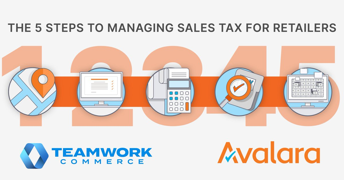 Next Wednesday at 11 a.m. PT, Avalara's Diana DiBello will be speaking with @TWCommerce on managing #salestax for #retailers. In this webinar, they'll cover the key steps retailers should consider to be #tax compliant. https://t.co/47rYS8nCfz https://t.co/Xsz0wg3Cw1