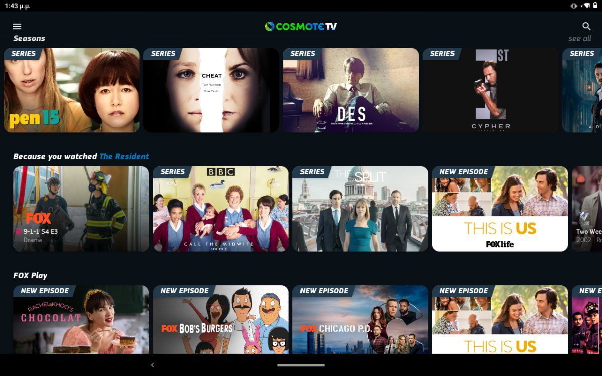 test Twitter Media - New Cosmote TV takes streaming lead https://t.co/tnVsDtEfzQ https://t.co/mZCoRPyBib