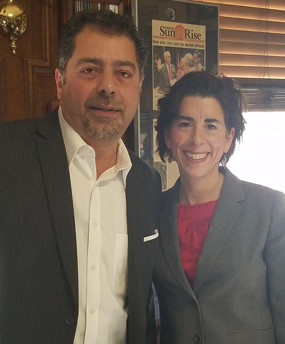 Congratulations to RI Governor Gina Raimondo on her confirmation for #USCommerceSecretary under President Biden. She is a strong supporter of American industry, growth, and manufacturing, and we are proud to know her.  #americanjobs #cleanenergy $SNPW #POTUS