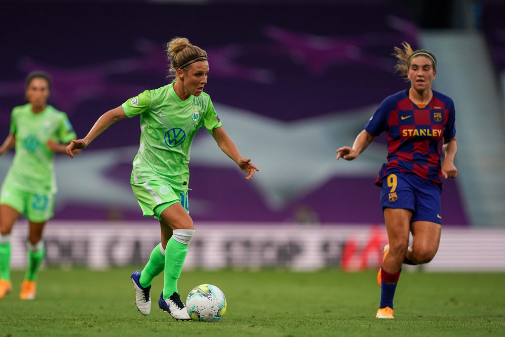 Tomorrow begins the #UWCL Round of 16. Get caught up before all the action, courtesy of @alexibaceta23.   ➡: