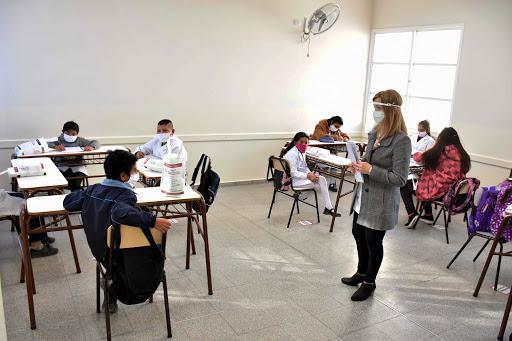 #Mundo #Argentina permitió el retorno a clases después de un año