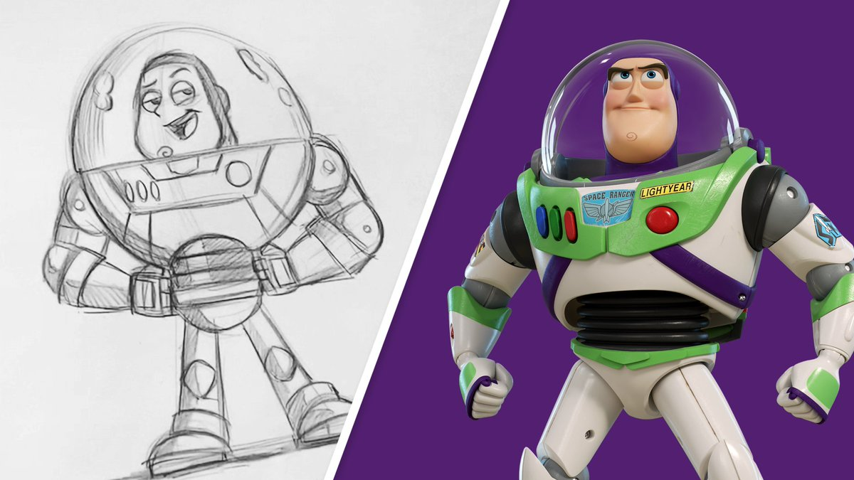 Get ready to take your doodling to infinity...and beyond! Join Pixar Animator Ben Su for an out-of-this-world Buzz Lightyear drawing tutorial. Tag your art with #DrawWithPixar so we can see your stellar sketches. #AnimationAdventurers