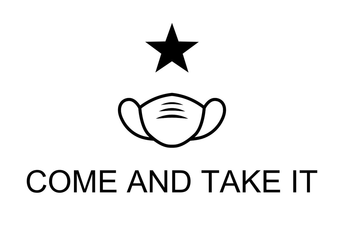 On this #TexasIndependenceDay we tell @GovAbbott   👨🎨@michaelnoteric