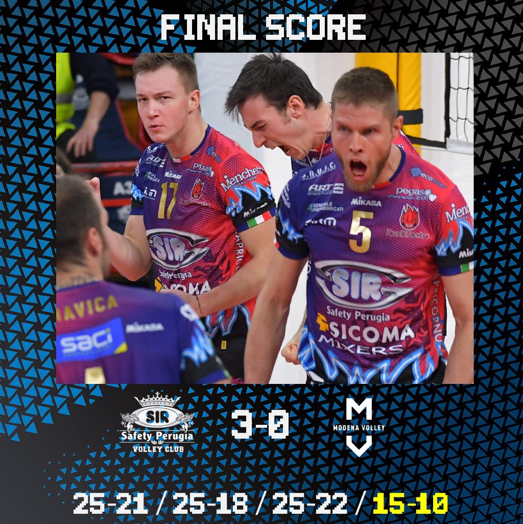 we did it! We Did It! WE DID IT! 🔥  LEGENDARY match! 📛  Semifinal reached! 👊🏻  #goSir #BlockDevils #CLVolleyM #volleyball https://t.co/gP63VX3V9p