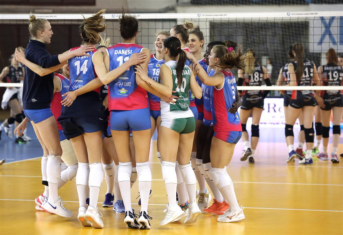.@VeroVolleyMonza storm past @oktentobrenovac in rematch, too, and take place in CEV Cup final  https://t.co/hSSpxDUYGN  #volleyball #CEVCupW https://t.co/3SMiIU65u6