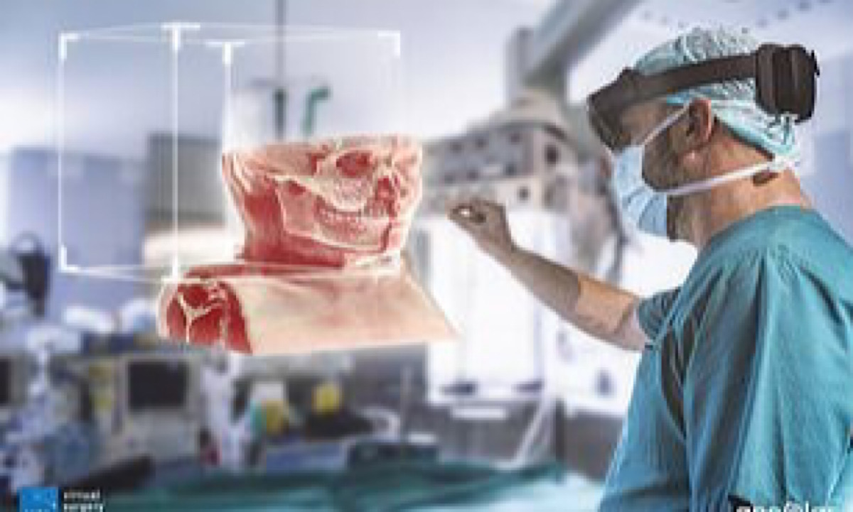 These #VR #goggles reveal the #layout of #nerves surrounding growths. Around 30 UK #patients have benefited & many more may follow https://t.co/XcW1SgJF8y https://t.co/B09A0tsCuy #foresight #predictions #futuretrends #futureofwork #futurejobs #keynotespeaker #futuriststrategy https://t.co/Rwts5XVR2B