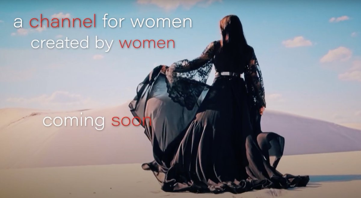 .@OSN celebrates #InternationalWomensDay with a new channel by women for women: https://t.co/VCrcHoBcVO https://t.co/8cj29YCdnn