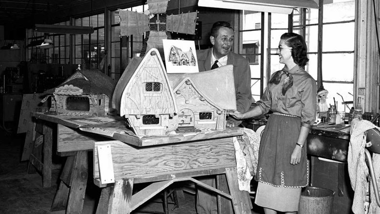 Disneyland's first female Imagineer helped create your favorite attractions:  #WomensHistoryMonth