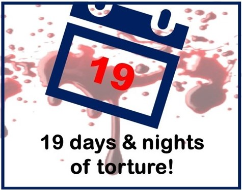 @srinivasanoffl @CMOTamilnadu @narendramodi @PMOIndia Shankar has now been in the krall for 19 days & nights, beaten, bloodied and tortured. This is inhumane India #ReleaseShankar NOW #InYourHandsIndia #WorldWildlifeDay