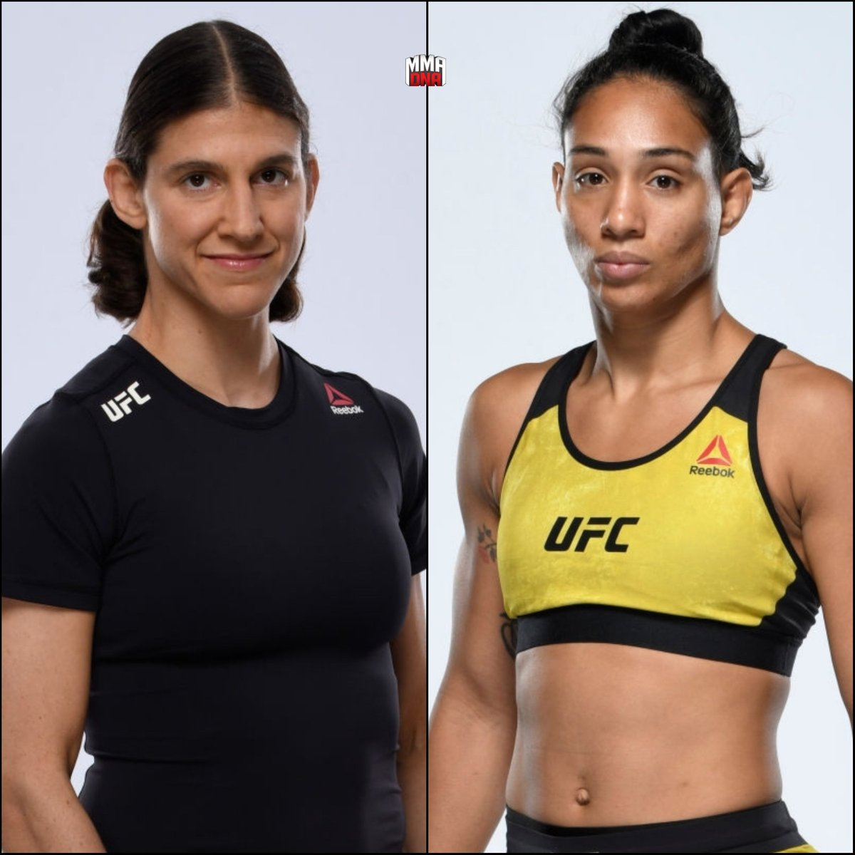 Roxanne Modafferi will fight Taila Santos at UFC event on May 8th. (per @marbarone) #UFC #MMA #UFCESPN #WMMA