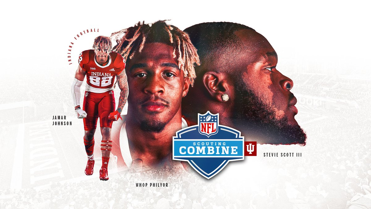Replying to @IndianaFootball: Officially invited to the @NFL Combine.