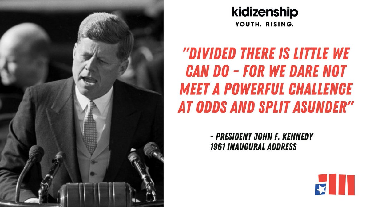 GET READY KIDIZENS, our next contest launches in less than 2 weeks...and it has everything to do with the power of the political speech! We can't wait to announce the all-star group of judges and hear YOUR voices!!!  #kidizenship #makeyourspeech #jfk #inaugurationday