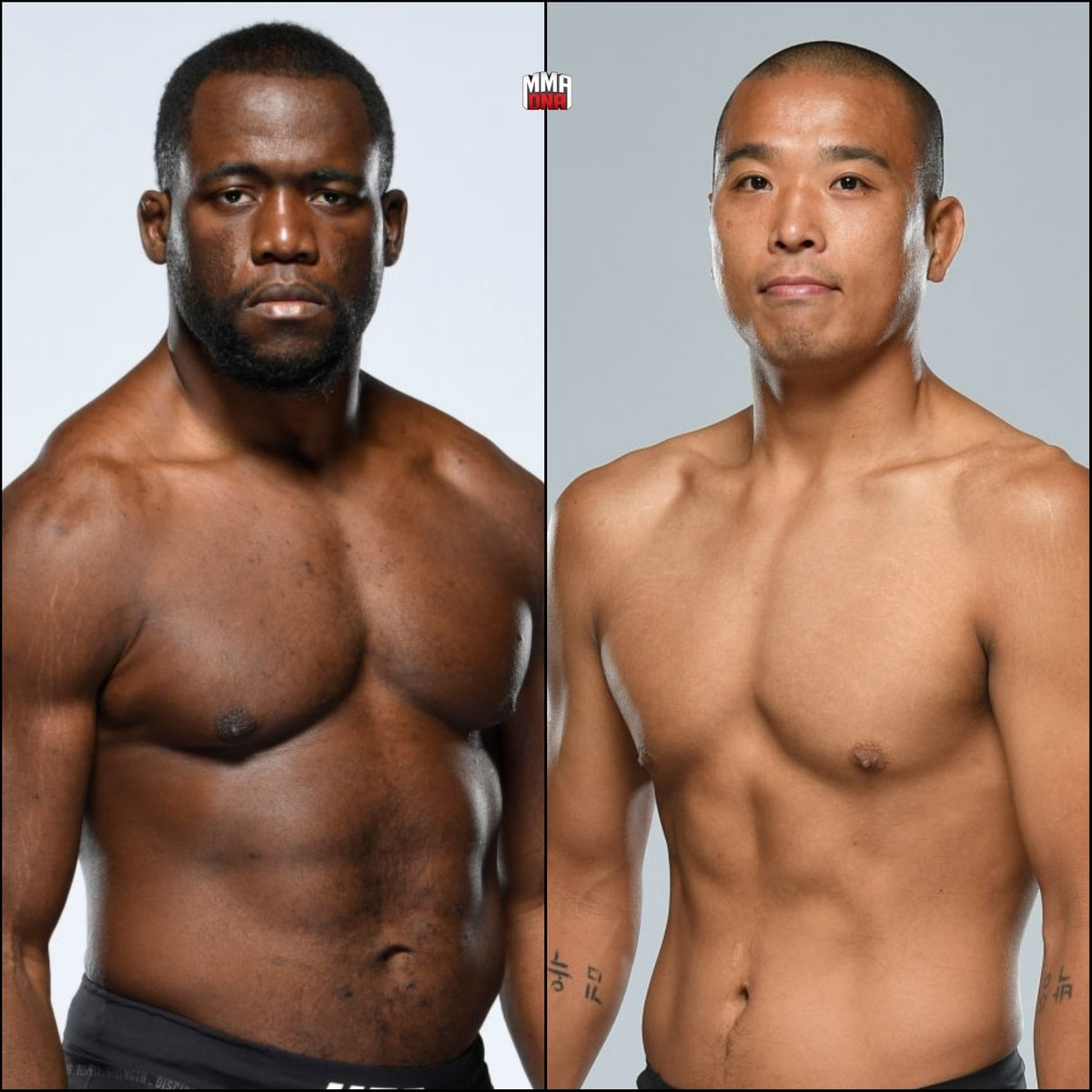 🚨🚨BREAKING🚨🚨  Tafon Nchukwi vs. Jun Yong Park set for May 8th.  #UFC #MMA #UFCESPN